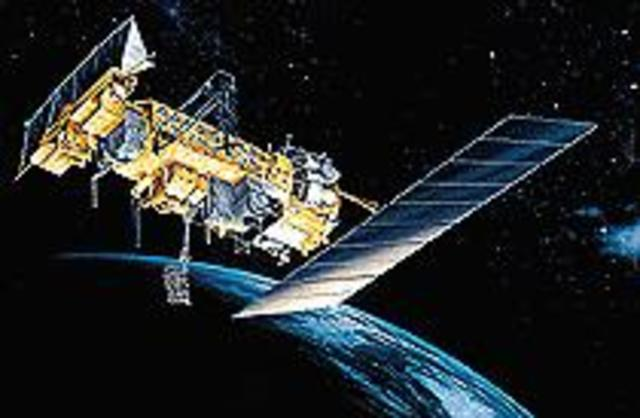 Satellites in the TIROS-N Series were Launched