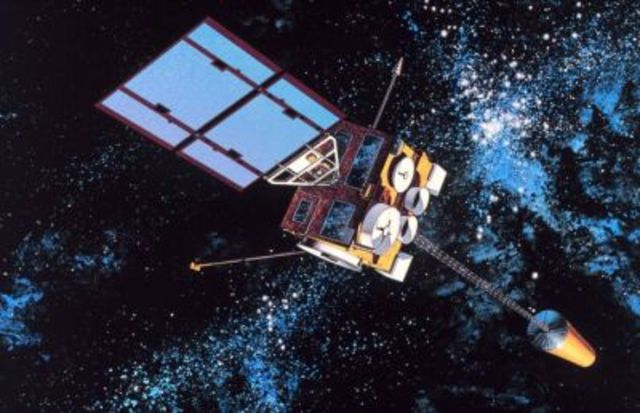 GOES-8  first three-axis stabilized spacecraft launched