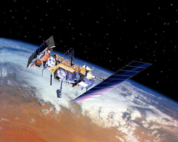 Last Day of the satellites in the TIROS-N series were Lanched