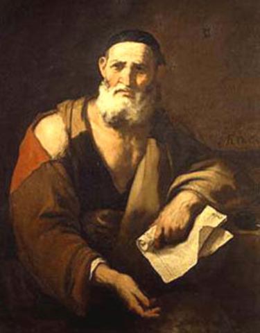 Leucippius 5th Century B.C.