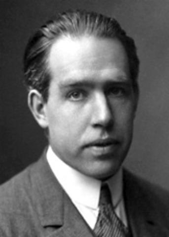 Niels Bohr 1913 A.D.
