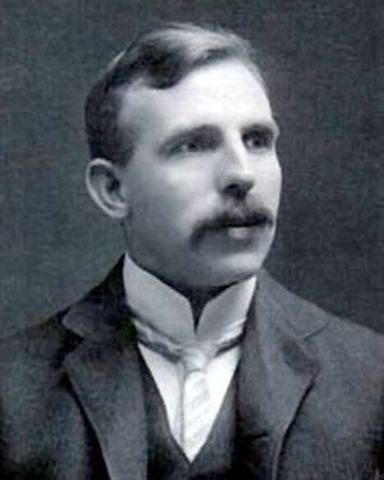 Ernest Rutherford 1911 A.D.
