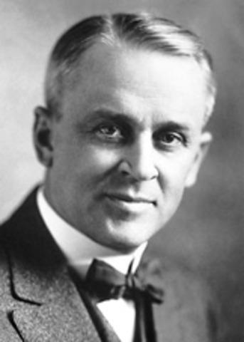 Robert A. Millikan 1923 A.D.