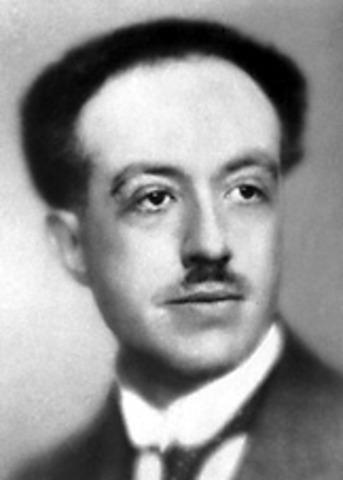 Louis de Broglie 1923