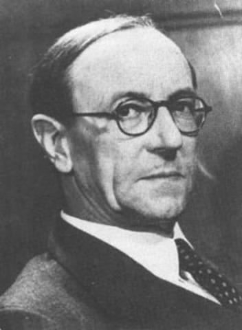 James Chadwick 1932