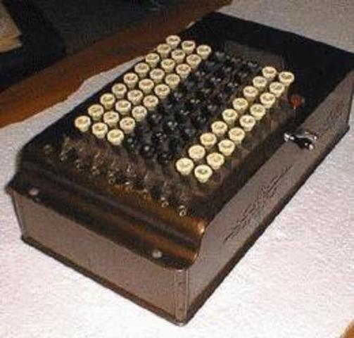 Calculadora guiada por teclas