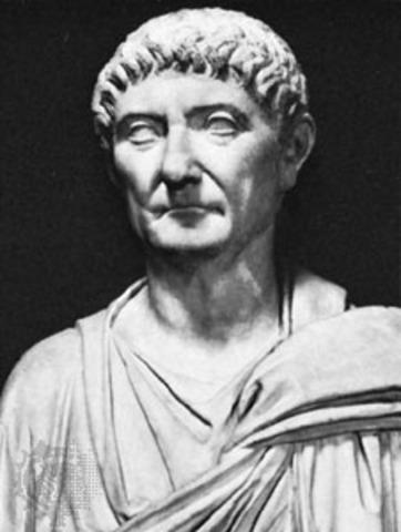 Diocletian Becomes Emperor