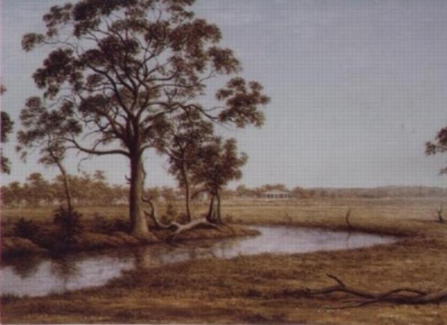 Australia's first golf course