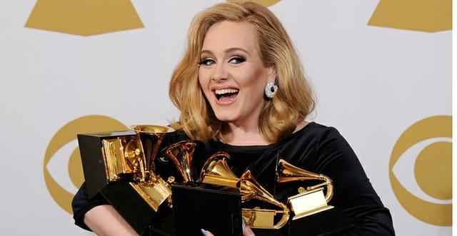 Result of much work: Six Grammy Award!