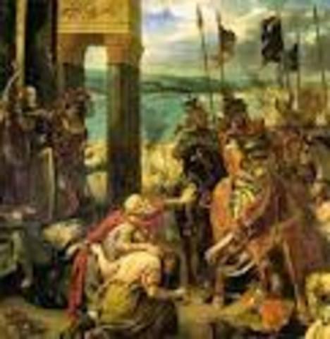 Crusades Begin