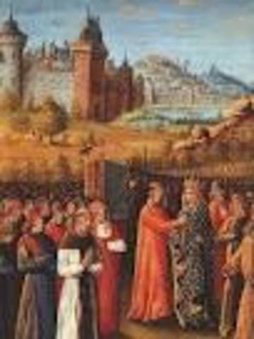 Crusades End