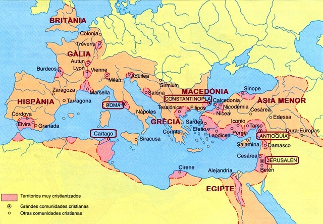 Expansió del Cristianisme