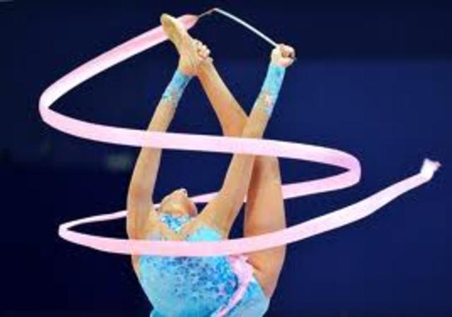 Ryhtmic Gymnasts