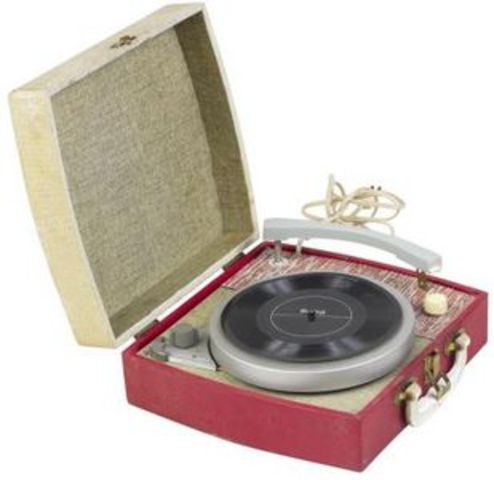 Motor Record Player