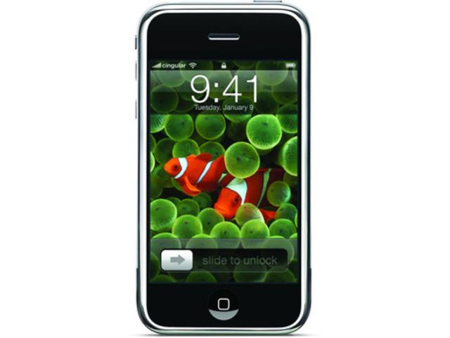 IPhone 1st Gen.