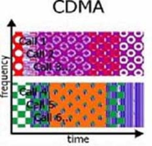 Lanzamiento de la Red CDMA