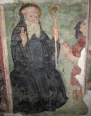 Creació de l'ordre de Sant Benet
