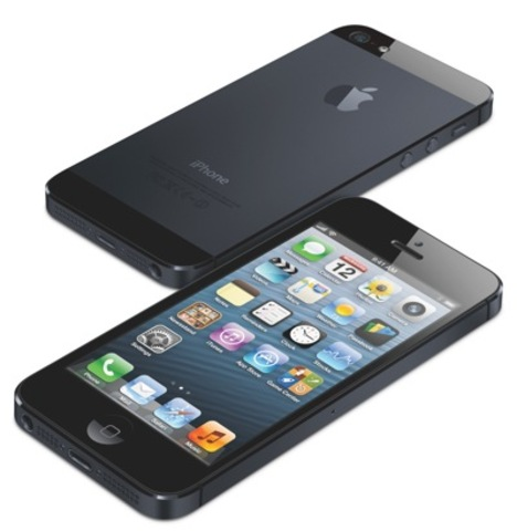 Lanzamiento del iPhone 5