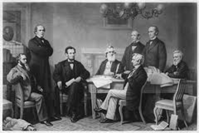 Preliminary draft of Emancipation Proclamation Issued