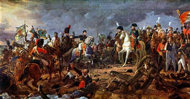 Conquering Europe-Battle of Austerlitz