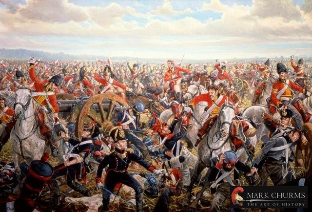 Britain, Prussia, Russia and Sweden Declare War on Napoleon 1