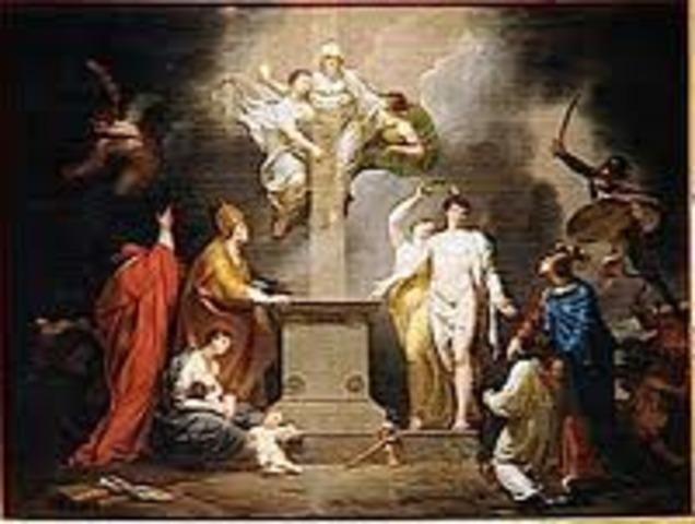 Napoleon's concordat with Pope Pius VII