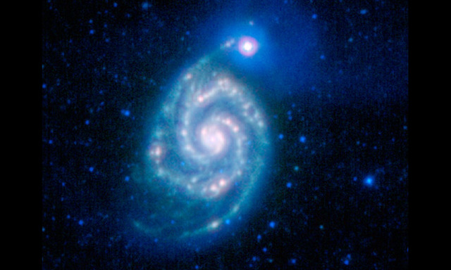 Discovery of Whirlpool Galaxy