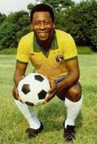 Pele's Birthday