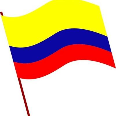presidentes  de colombia timeline