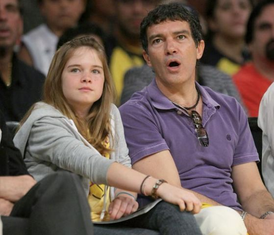 Daughter Stella del Carmen