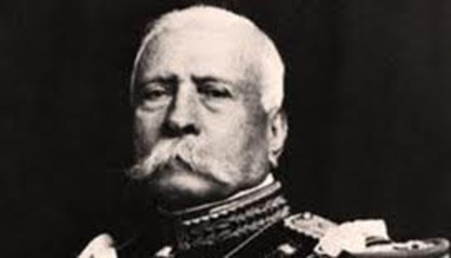 President Diaz Of Mexico