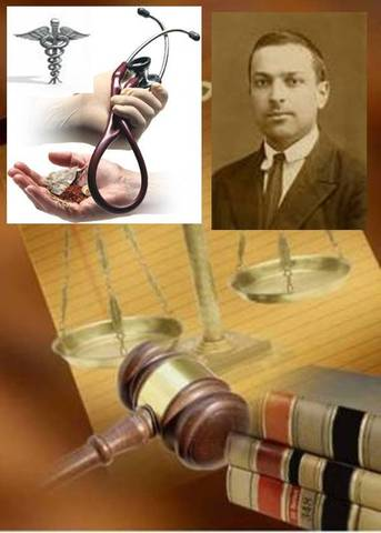 Graduacion en medicina y leyes