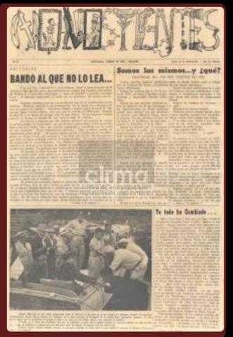 Periódicos que circulaban en la época de Estrada Cabrera