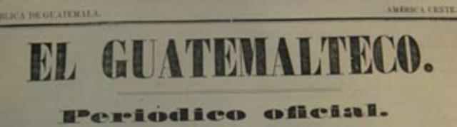 El Guatemalteco se fusiona con el Diario de Centro América