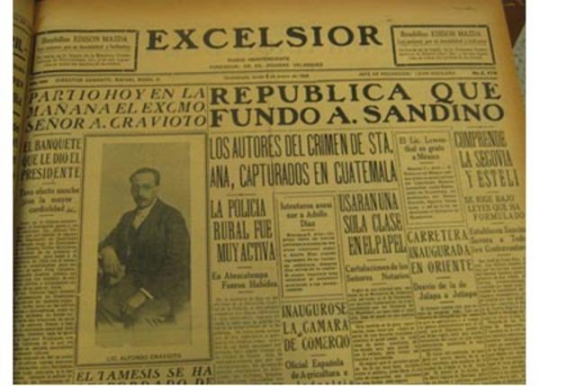 Diario El Excelsior