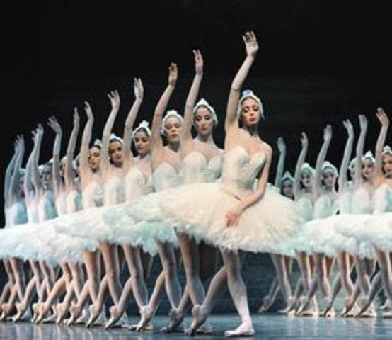 Paris Opera Ballet did wonders