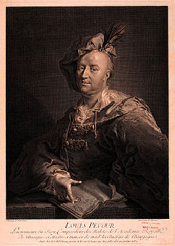 Guillaume-Louis Pecour