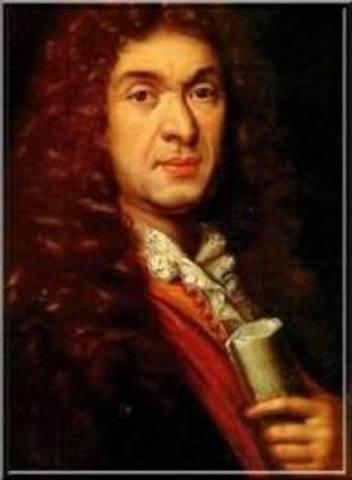 Jean-Baptiste Lully (1632-1687)
