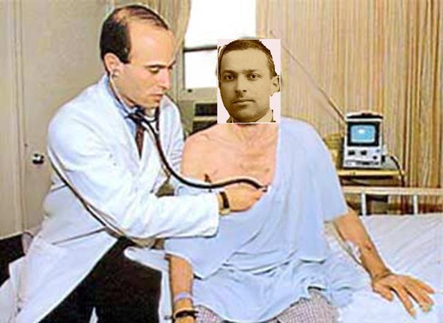 Enferma de tuberculosis