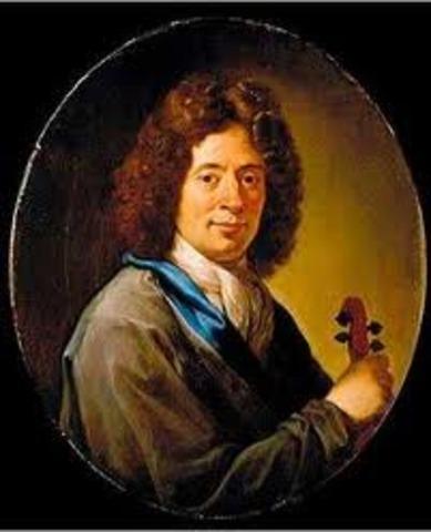 Arcangelo Corelli (1653-1713)