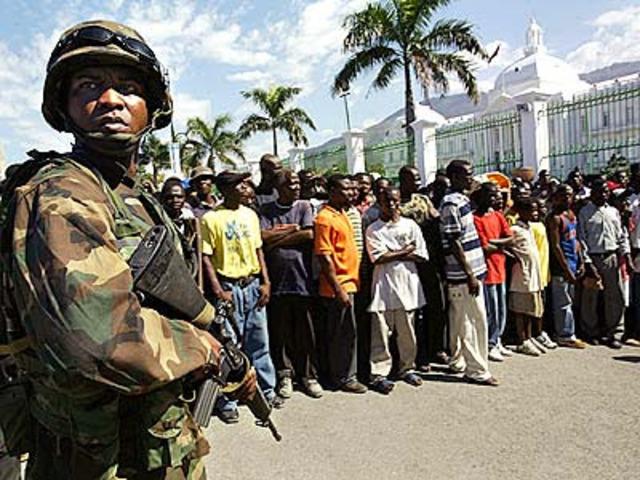 OEA-DEMOC en Haití