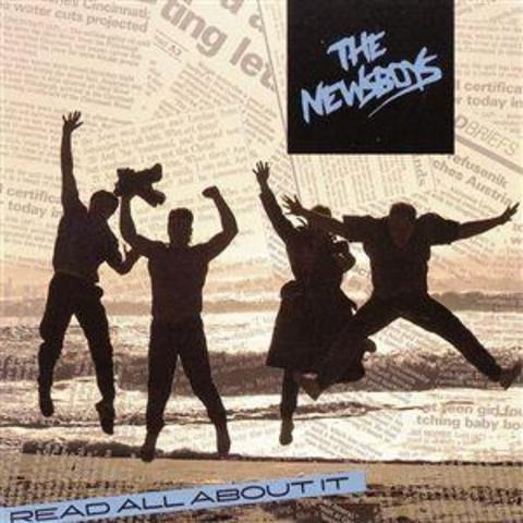 The Newsboys release Read All About It.