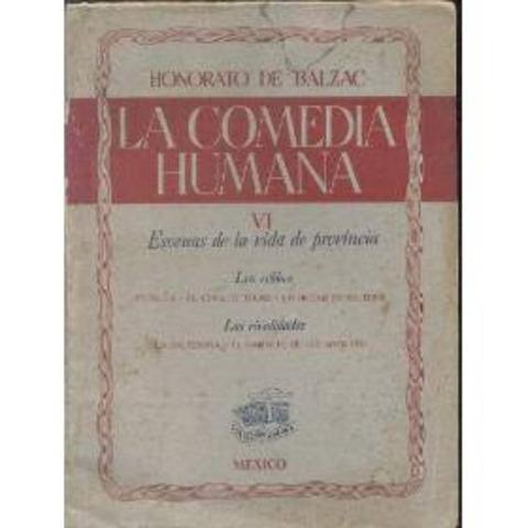 La Comedia Humana (Honoré de Balzac)