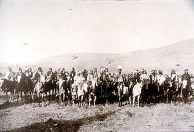 Battle of Bear Paw Mountain