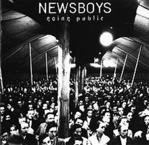 The Newsboys release Going Public