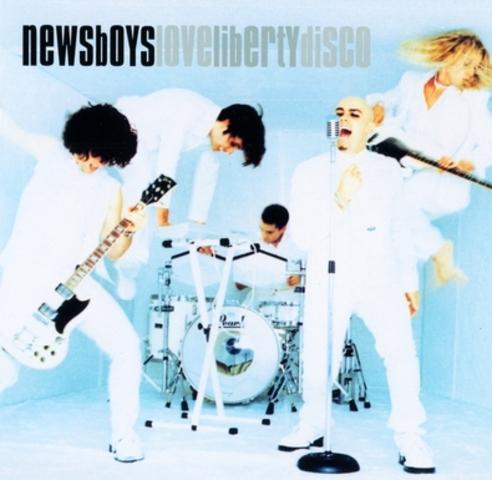 The Newsboys release Love Liberty Disco