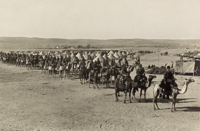 First Suez Offensive