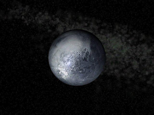 Pluto Becomes a Dwarf Planet