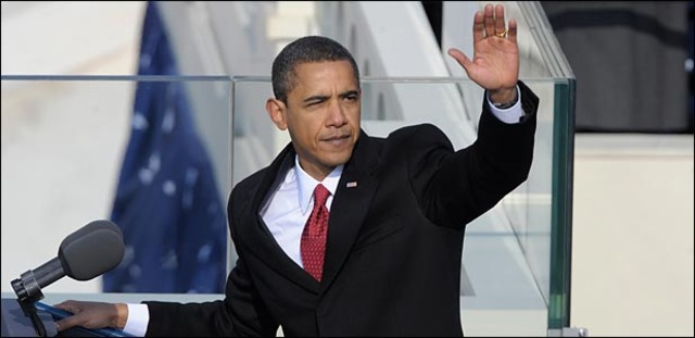 Barack Obama's Inaugration