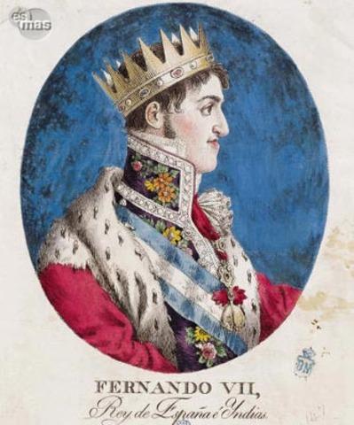 Rey Fernando VII